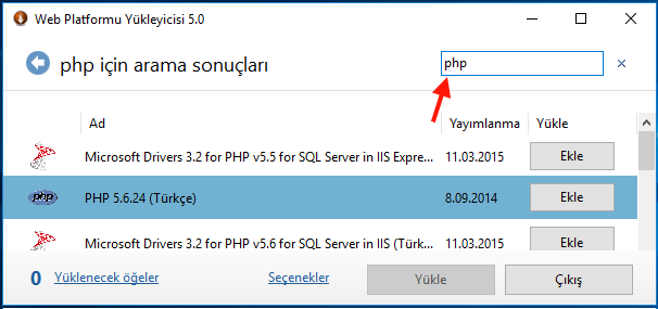 iis_php_kurulumu1